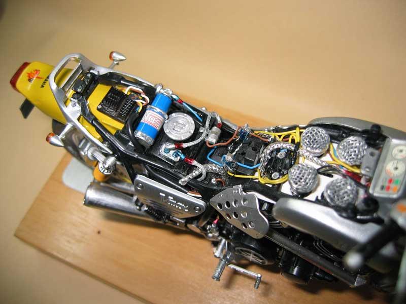 Yamaha V Max Custom